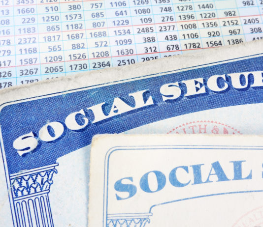 Social Security Benefits Tables