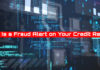 Fraud Alert on Your Credit Report