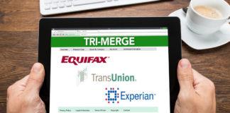 Tri Merge Credit Report