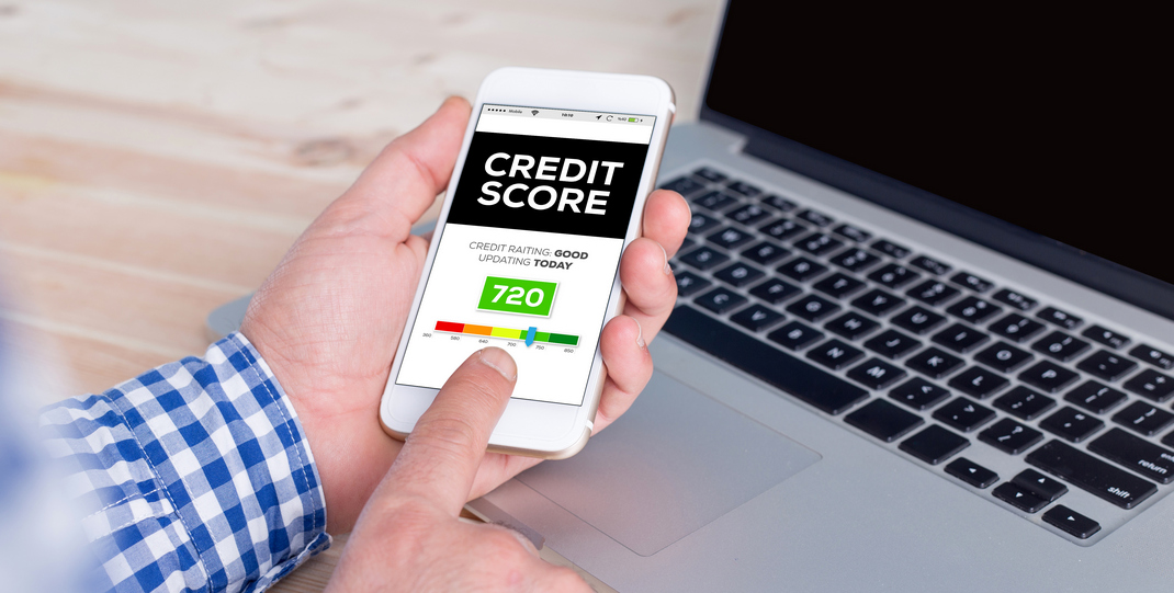 monitoring your credit score
