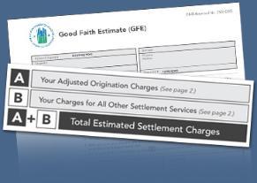 Good Faith Estimate - GFE