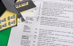 Home Mortgage Tax Deduction