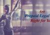 Prepaid Legal Service Plan
