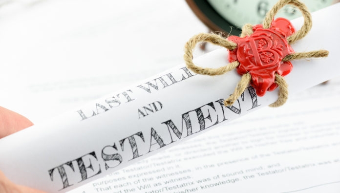 What is a Last Will and Testament