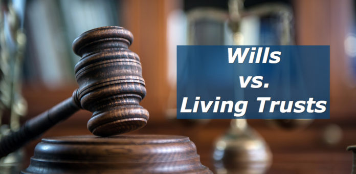 Wills vs Living Trusts