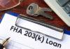 FHA 203k rehab loan
